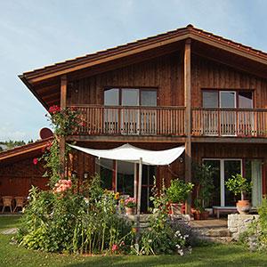 Kendler Holzständerhaus