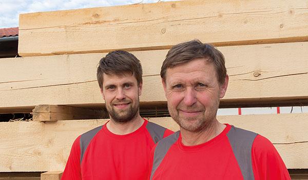 Norbert und Martin Kendler